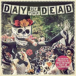 Day of the dead party and activity book