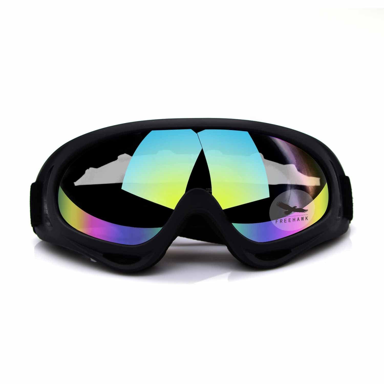Motorcycle Protection Adjustable Windproof Dustproof