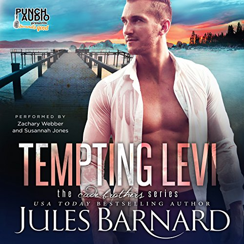 Tempting Levi audiobook cover art