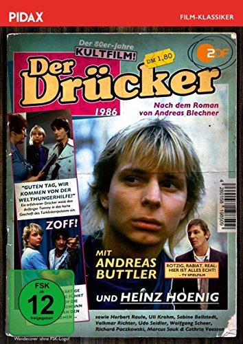 Der Drücker / Der 80er-Jahre-Kultfilm über MODERNE SKLAVEREI mit Andreas Buttler und Heinz Hoenig (Pidax Film-Klassiker)
