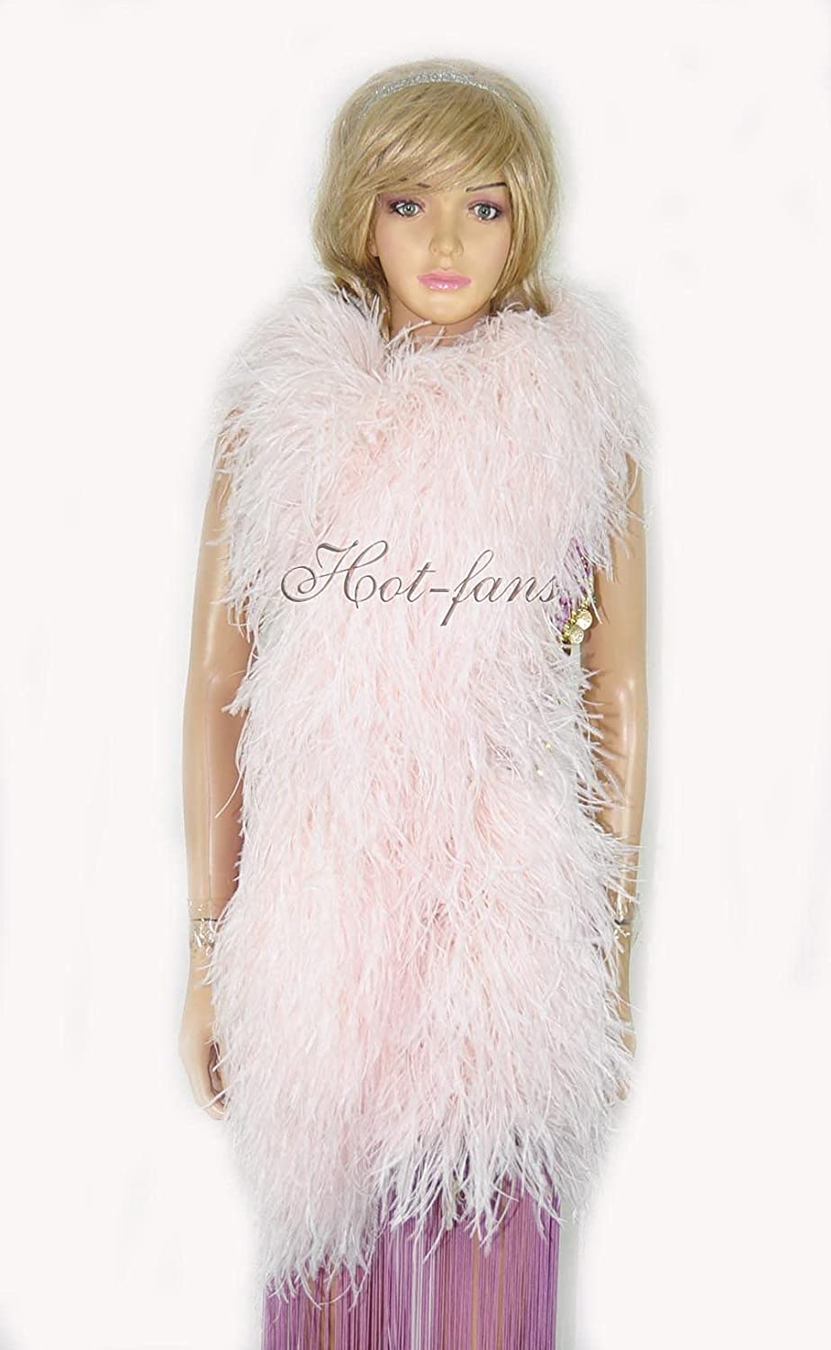 20 ply Blush Luxury Ostrich 180 Mail order cheap Feather cm Boa 71