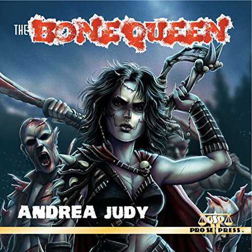 The Bone Queen audiobook cover art