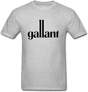 Mens Mamby ON The Beach 2016 Gallant Short Sleeves T Shirt