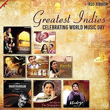 Greatest Indies- Celebrating World Music Day