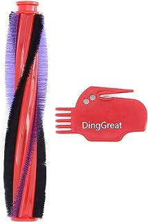 DingGreat Recambio de cepillo de rodillo para Dyson V6 DC59 DC62 SV03, longitud 18.5 cm, sustituye a la pieza # Dyson 9638...