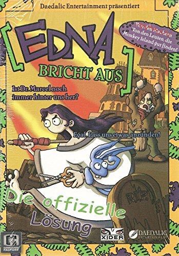 Edna bricht aus (Das offizielle Lösungsbuch)
