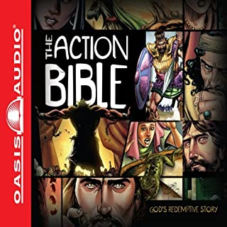 The Action Bible cover art