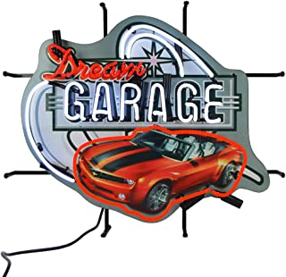 Neonetics 5DGCAM Car and Motorcycles Dream Garage Camaro Neon Sign