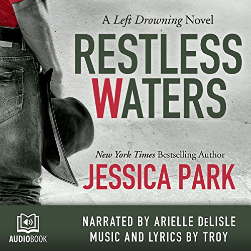 Restless Waters audiobook cover art