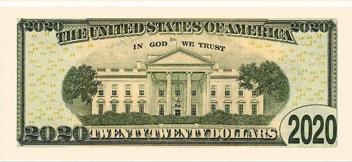 Italian Salute Made in The USA Each Bill Comes in a Deluxe Semi-Rigid Currency Holder -Limited Edition Collectible 2 Donald Trump 2020 Impeach This Bill