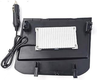 HAZYJT Accessoires Intérieurs Voiture Qi Chargeur sans Fil 10w Charge Rapide Support De Téléphone Pad Produits Automatique...