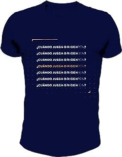 Origen BCN Cuando Mosaico Camiseta para Hombre