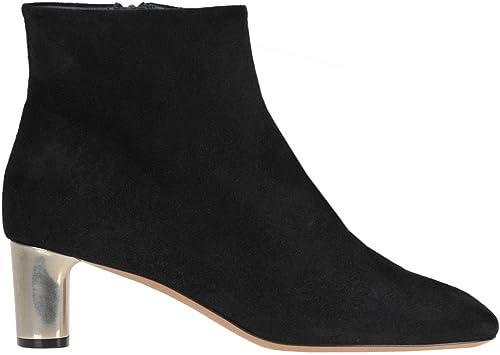 Céline &Bam Bam& Suede Ankle Stiefel Woman