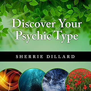 Discover Your Psychic Type audiobook cover art
