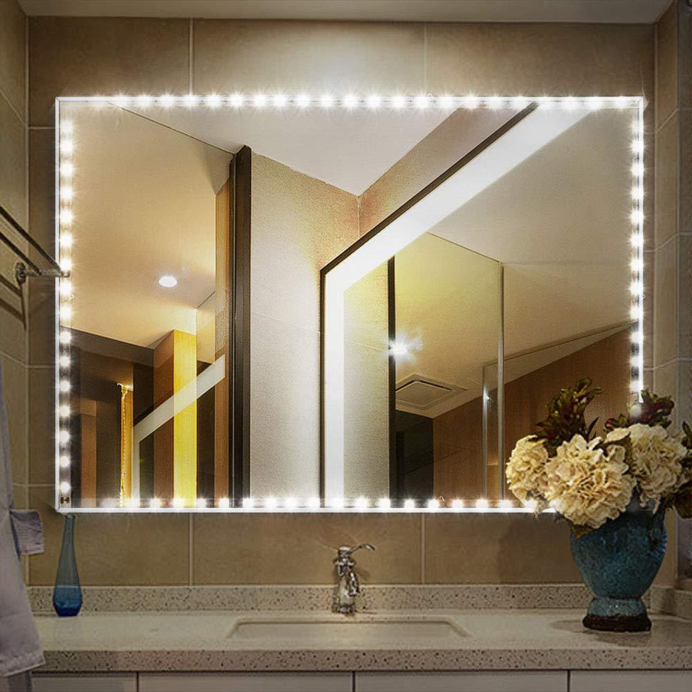 LED Spiegelleuchte, Streifen Lichter LED Spiegelleuchte ...