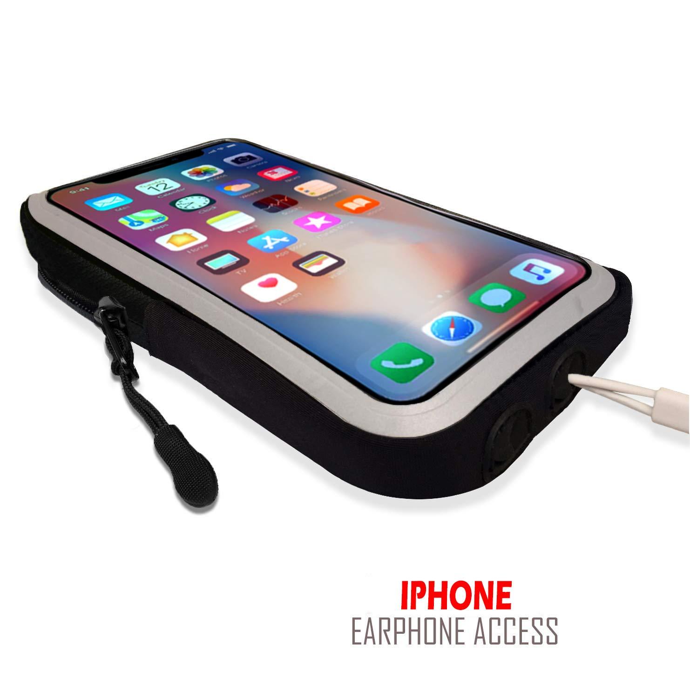 Brazalete Deportivo iPhone X/XS. Armband de Teléfono para Running ...