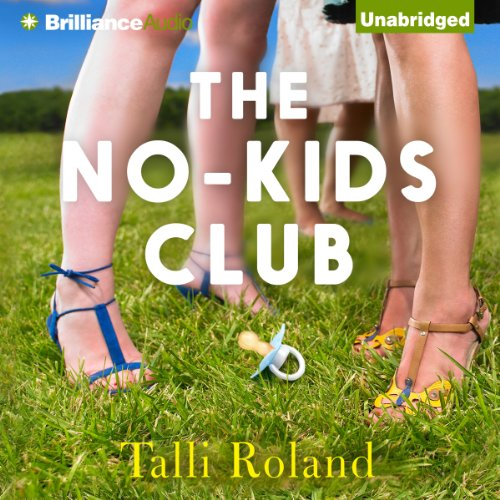The No-Kids Club audiobook cover art