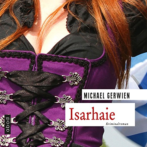Isarhaie audiobook cover art
