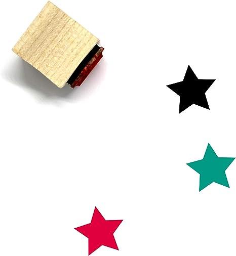 Inkadinkado Outer Space Wood Stamp Set