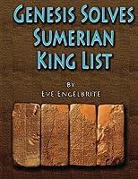 Genesis Solves Sumerian King List