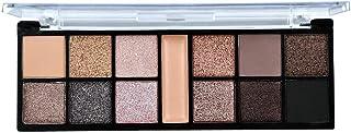 Ruby Rose Hb 9944 Paleta De Sombras Desert Nude 12 Cores