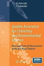 ضمان الجودة من الكيمياء العلوم وغير مضرة بالبيئة: metrology من PH القياس إلى Nuclear المخلفات من
