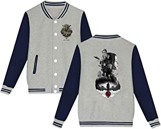 JILILY Design The Hunger Games Boys Fashion Jacket Black