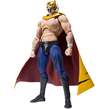 "Bandai Tamashii Nations S.H.Figuarts Tiger Mask "" Tiger Mask W"" Action Figure"