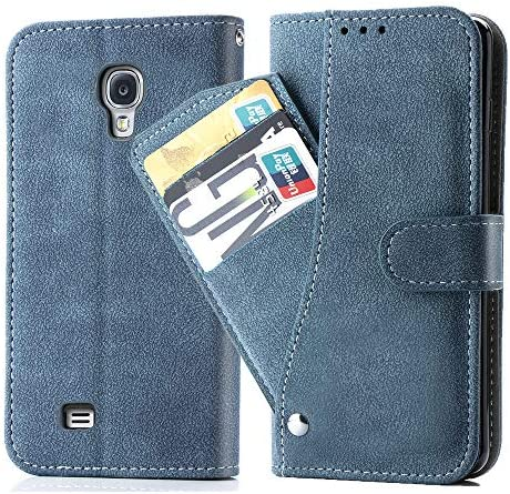 Galaxy S4 Wallet Case Leather Phone Cases with Credit Card Holder Slot Kickstand Stand Slim product image