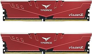 memory D4 3000 16GB C16 Team Vulcan Z red K2