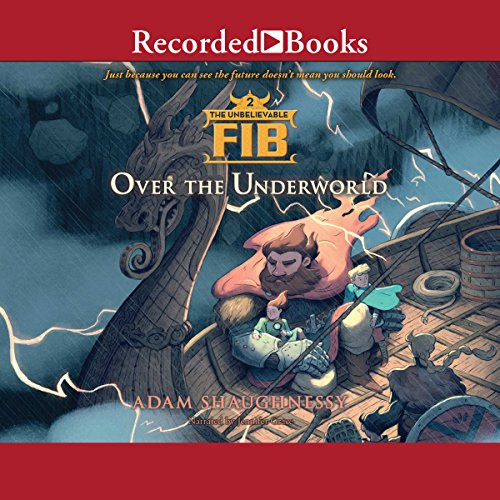 The Unbelievable FIB 2 audiobook cover art