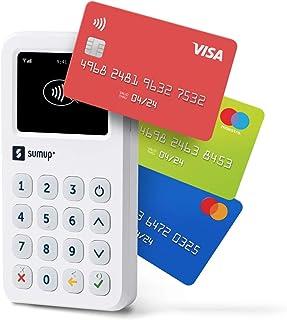 SumUp 3G i WiFi mobilny czytnik kart do zbliżeniowych do płatności kartą kredytową i debetową, Apple & Google Pay, czy...