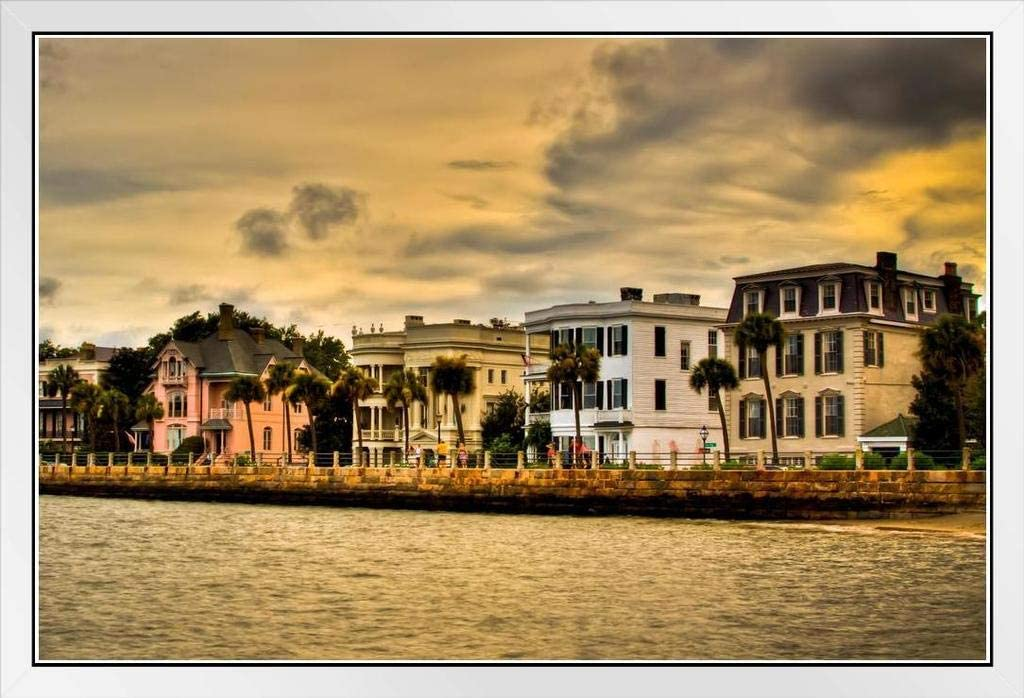 Historic Charleston Battery Tucson Mall at Cheap mail order specialty store Sunset Woo Photo White Photograph