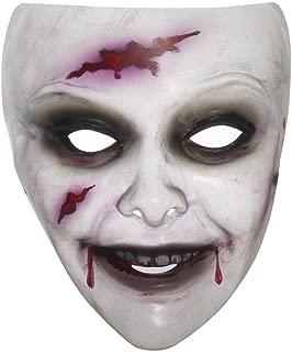 Transparent Zombie Mask Costume Accessory