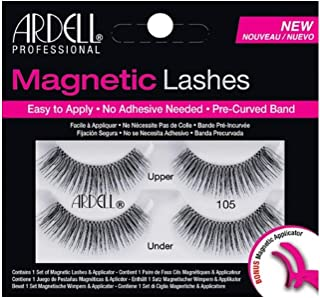 Ardell Professional Magnetic Lashes 105 + Free Applicator