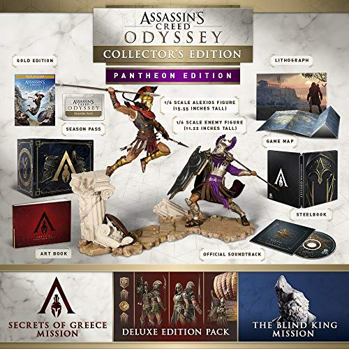 Assassin's Creed Odyssey - PANTHEON EDITION