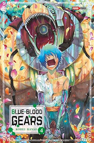 BLUE-BLOOD GEARS T04
