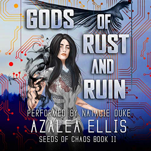 Gods of Rust and Ruin: A GameLit Novel audiobook cover art