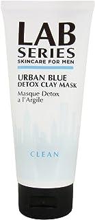 Lab Series Urban Blue Detox Clay Mask by Lab Series for Men - 3.4 oz Mask, 102 mls