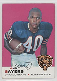 Gale Sayers (Football Card) 1969 Topps - [Base] #51