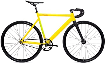 State Bicycle Co. road-bicycles State Bicycle - 6061 Black Label V2 Double-Butted Aluminum Fixed Gear Bicycle