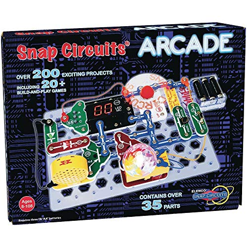 Product Image of the Snap Circuits Arcade