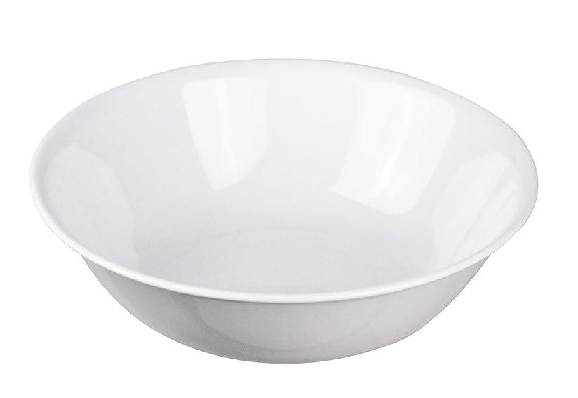 パイルまっすぐにする該当するコレール プレート 皿 外径21.5×高さ6cm 割れにくい 軽量 ウインターフロストホワイト 大ボウル J432-N CP-8929