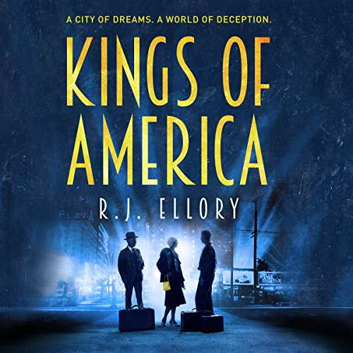 Kings of America cover art
