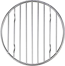 Mrs. Anderson's Baking 43193 Professional Baking and Cooling Rack, 6-Inches Round, Chrome-Plated Steel Wire