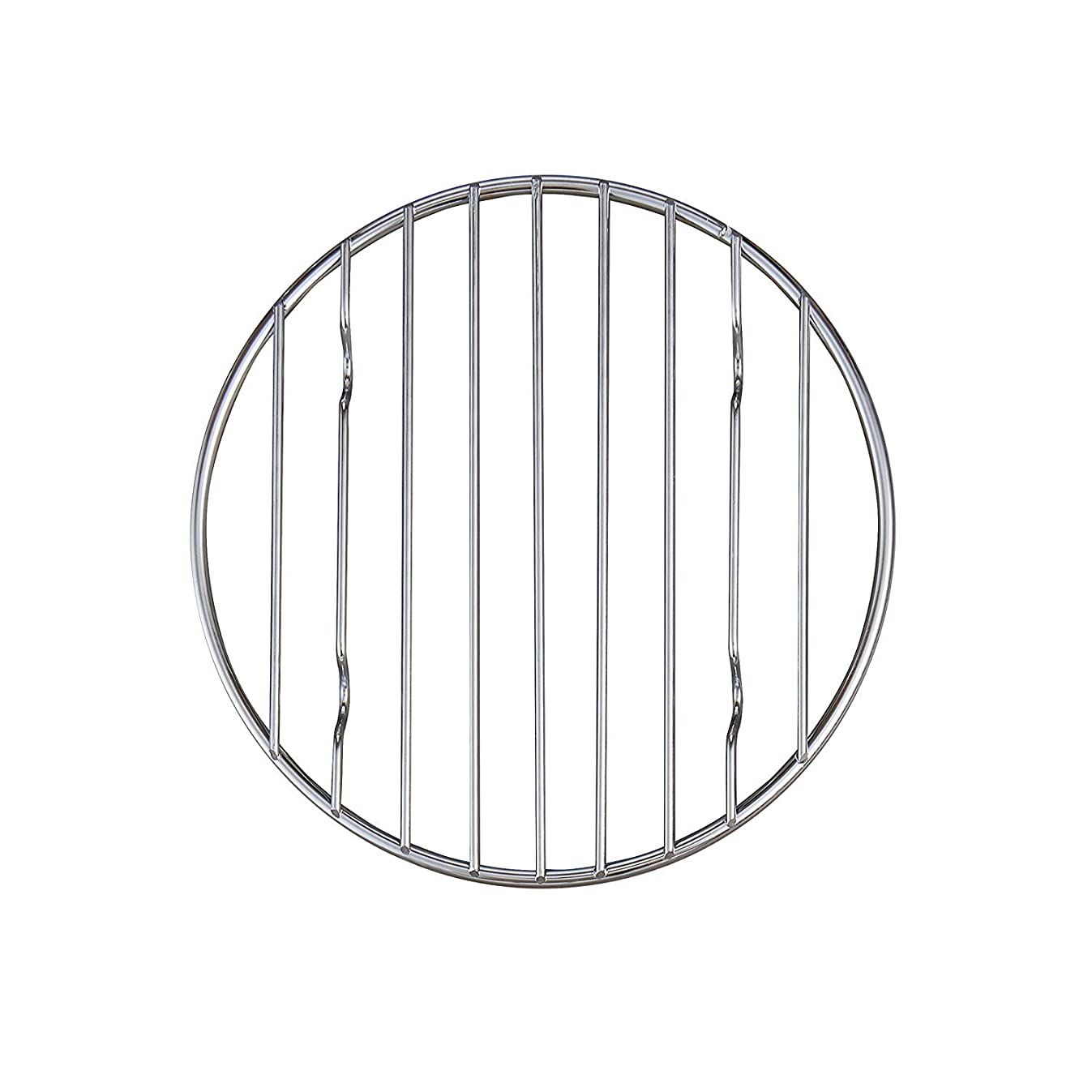 Mrs. Anderson's Baking 43193 Professional Round Baking and Cooling Rack, 6-Inches, 6