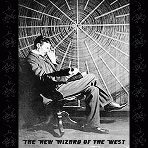 The New Wizard of the West audiobook cover art