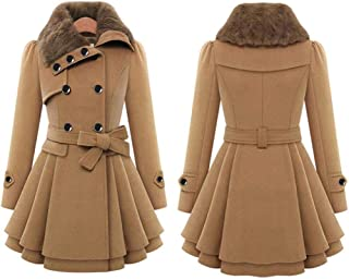 Best pleated wool coat Reviews
