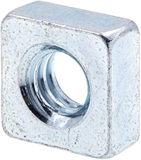 Zinc Plated Steel Prime-Line 9078486 Axle Hat Push Nuts 20-Pack 1//4 in.