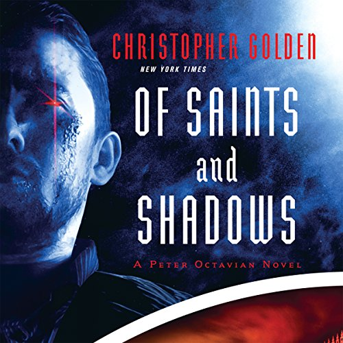 Of Saints and Shadows audiobook cover art